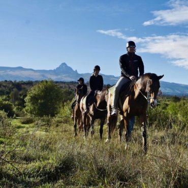 Monte Kenia & Laikipia