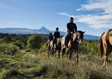 safaris a caballo en africa Entrenamiento para raids ecuestres