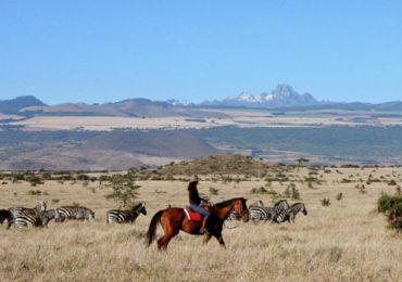 safaris en africa Las mejores rutas a caballo.